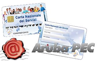 Rilascio Smart Card In sede