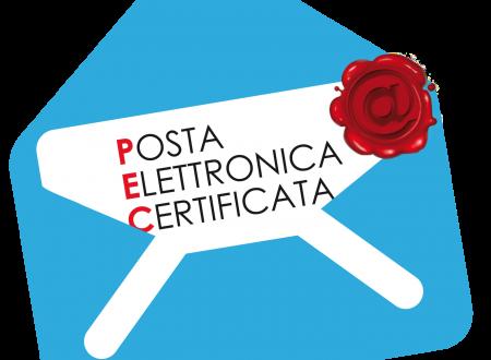 Modulo di richiesta PEC ( Posta Certificata)